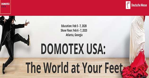 Domotex USA 2020 to occupy 30% more space