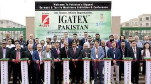 IGATEX PAKISTAN @ Lahore Expo Centre