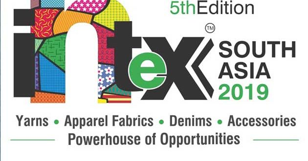 The stage is set for the 5th edition of Intex South Asia - The Biggest International Textile Sourcing Show of South Asia