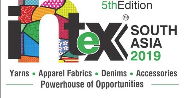 The stage is set for the 5th edition of Intex South Asia