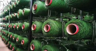 Sharp rise in artificial yarn exports from China