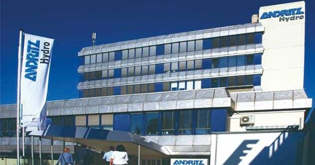 Andritz sales up 17.6% to €1,690.2 mn in Q3 2019