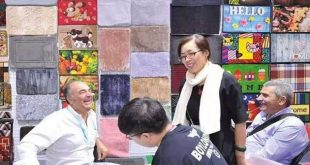 Canton Fair shows recovery of China textile market