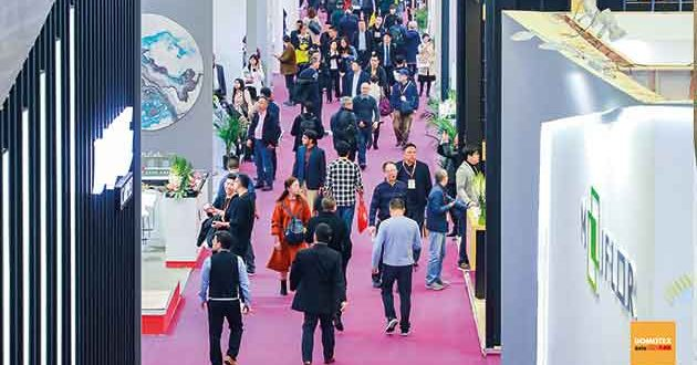 More floor space for design: news from DOMOTEX asia/CHINAFLOOR 2020
