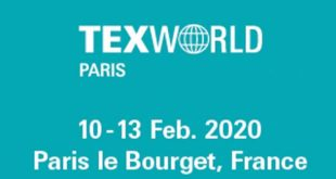 Texworld Paris – THE International fair for Fashion!