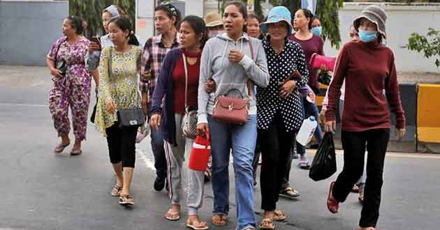 Cambodian Government to review EC's report