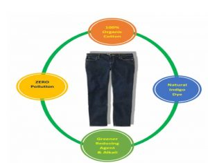 SITRA develops 100% green technology for making denims