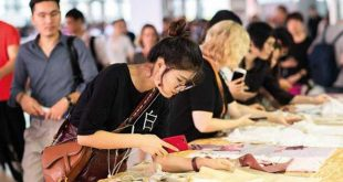 Intertextile expo highlights sustainability in fashion