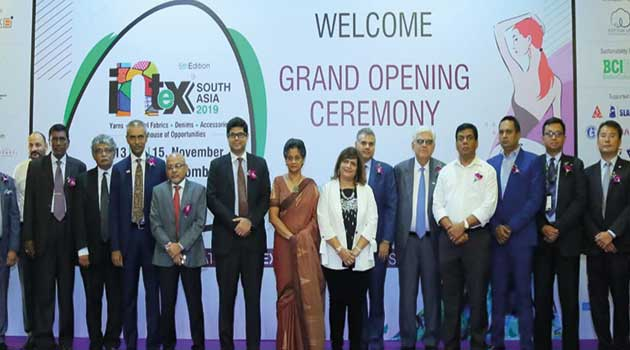 Intex South Asia 2019 hosts 220+ suppliers & 3,900+ buyers