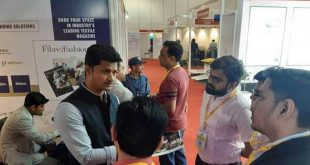 Exhibitors getting good response at ITMACH India 2019