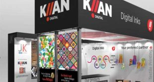 Kiian Digital to present updated Bellagio reactive inks