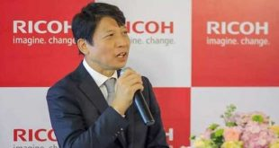 Ricoh unveiles DMF concept workflow at Shaighaitex 2019