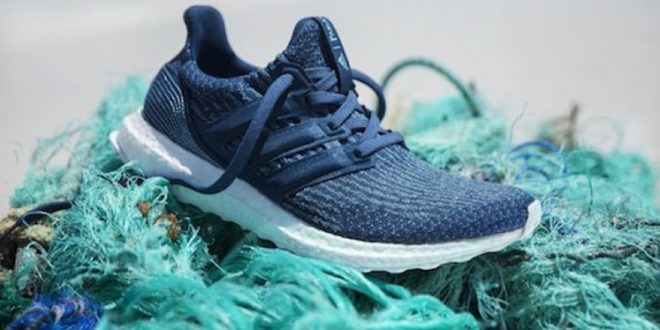 Adidas to use 50% recycled polyester in 2020; on way to attaining 2024 mission