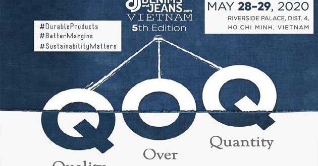 Vietnam, Cambodia & Myanmar denim firms at Denimsandjeans