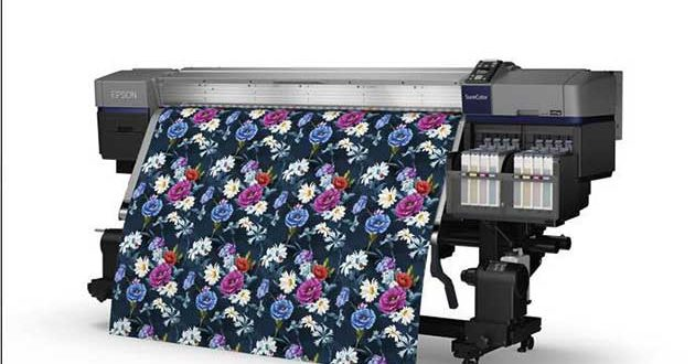 Epson launches new SureColor digital textile printers