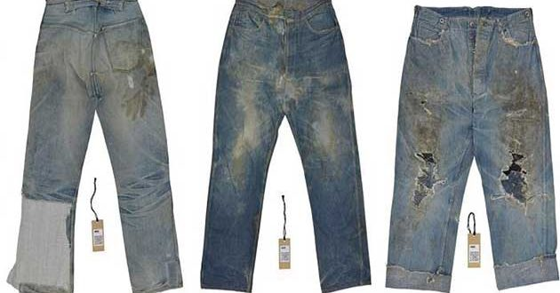 Elleti to display 100-year-old vintage denim in Japan