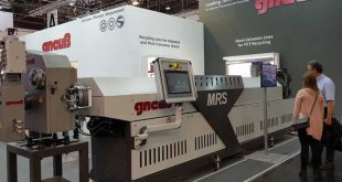 Gneuss MRS Extruder with Rotary Filtration System