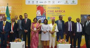 "ITME AFRICA 2020 Exhibition – ""Prosperity through Technology"" Opens to a great response in Addis Ababa"