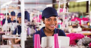 INDIAN FIRMS EYEING AFRICA FOR APPAREL MANUFACTURING