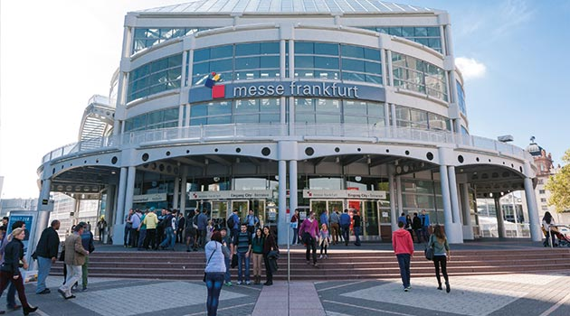 Messe Frankfurt: the global leader for textile trade fairs