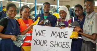 KENYA HAS WORLD-CLASS RUNNERS BUT INVESTORS HAVE BEEN HESITANT TO BACK LOCALLY-MADE RUNNING SHOES