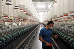 Turkish industries push limits to meet demand amid virus outbreak