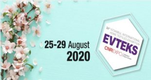 EVTEKS: NEW DATE AUGUST 25-29, 2020