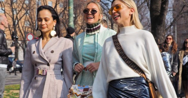 Arab Influence Out In Force For Paris Fashion Week 2020