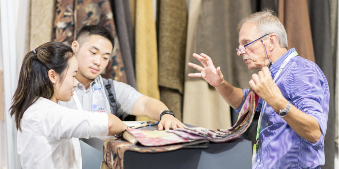 Intertextile Shanghai Home Textiles will be held from 24 – 26 August 2020