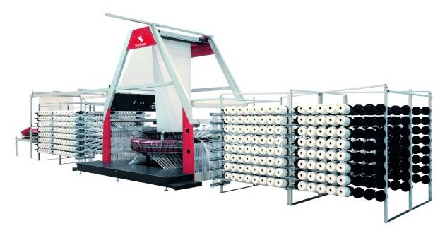 Starlinger rounds off portfolio with new circular loom RX 8.1