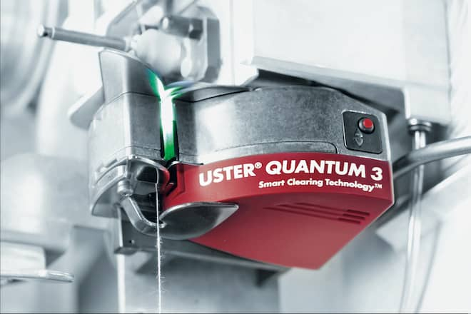 USTER QUANTUM 3 - spinners benefit from impressive developments