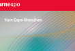 Yarn Expo launches Shenzhen edition