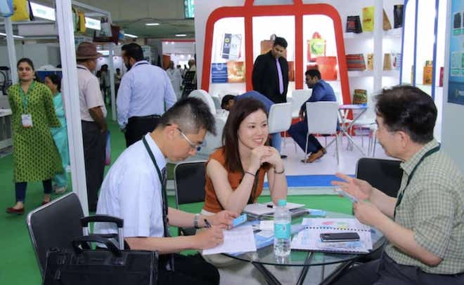Chinese exhibitors at Nonwoven Tech Asia-min