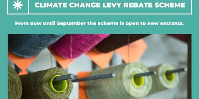 Climate Change Levy rebate scheme opens to new entrants