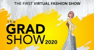 The First Virtual Fashion Show by Amity University in Dubai - UAE