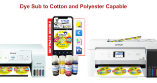 New GO Dye Sublimation Printers