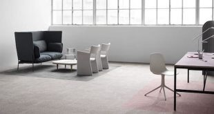 USING CARPET DESIGN TO PROMOTE SOCIAL DISTANCING