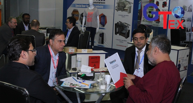 GTex Int'l B2B Textile Garments, Embroidery, Digital Printing, Leather Machinery, Chemical & Energy Brand Expo