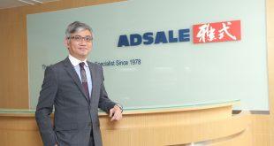 Mr. Parry Chung - Adsale Exhibition Services Ltd.