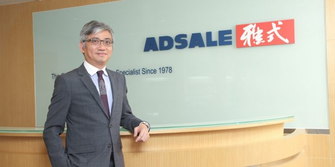 Mr. Parry Chung - Adsale Exhibition Services Ltd.
