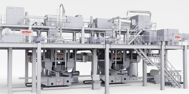 Oerlikon Nonwoven meltblown technology