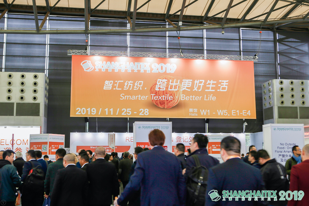 ShanghaiTex 1 - Adsale Exhibition Services Ltd.