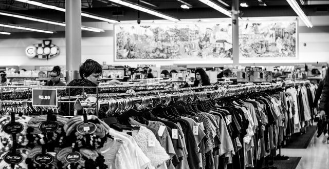 second-hand clothes Africa