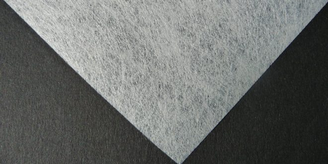 Polyester nonwoven
