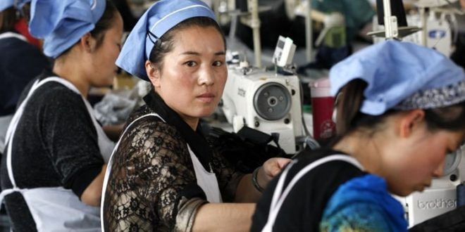 China's apparel export-middle-east-textile-journal