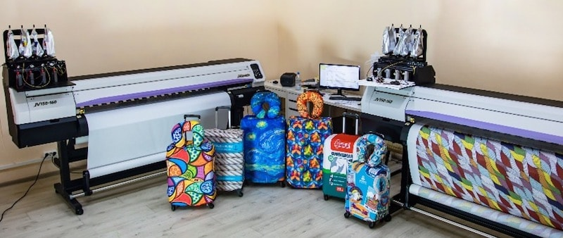 Fancy Armor has Suitcase Printing Covered with Mimaki Technology-min