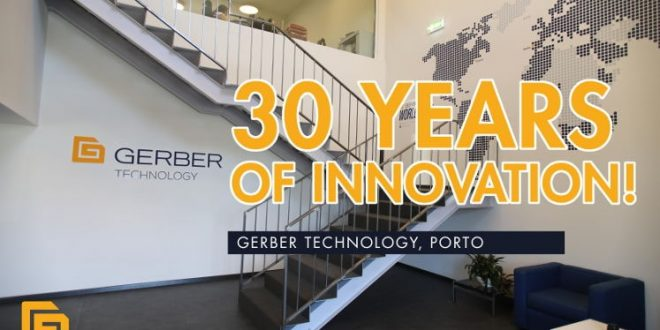 Gerber Technology celebrates 30 years of innovation in European market Image Courtesy: www.largeformatreview.com