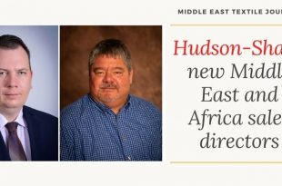 Hudson-Sharp new Middle East and Africa sales directors