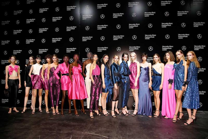 Mercedes Benz Fashion Show Madrid-MBFWMadrid-IFEMA