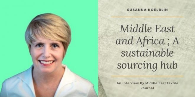 Middle East and Africa can be a sustainable sourcing hub- Mena Region